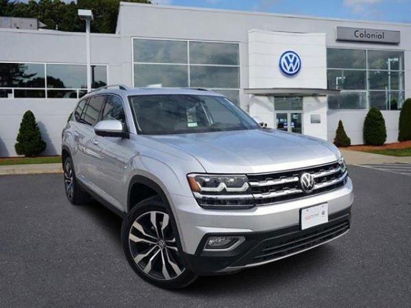 2019 Volkswagen Atlas in Westborough, MA