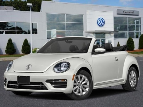 2019 Volkswagen Beetle in Westborough, MA