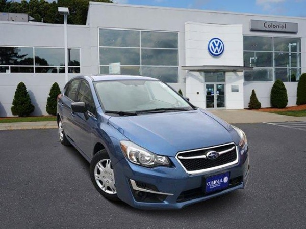 2016 Subaru Impreza in Westborough, MA