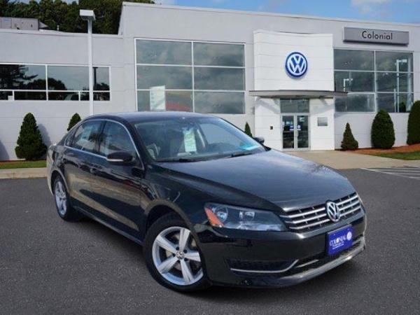 2015 Volkswagen Passat in Westborough, MA