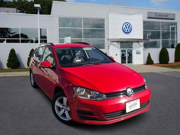 2015 Volkswagen Golf SportWagen in Westborough, MA