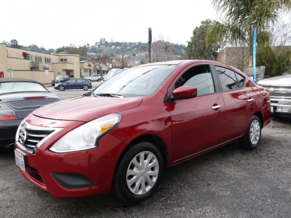 2015 Nissan Versa Prices, Reviews and Pictures | U.S. News & World ...