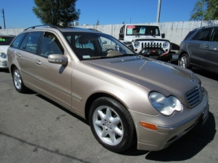 Used 2004 Mercedes Benz C Class For Sale Truecar