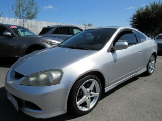 2005 Acura Rsx Type S With Leather Manual For In San Mateo Ca