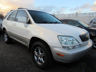 Used 2002 Lexus RX RX 300 4WD For Sale In San Mateo, CA