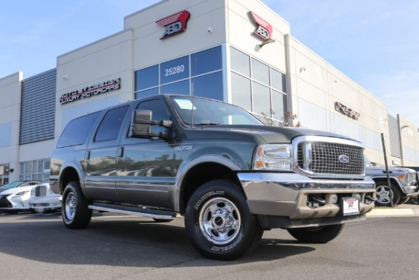 2001 Ford Excursion in Chantilly, VA