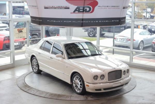 2005 Bentley Arnage R