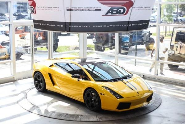 Used Lamborghini Gallardo For Sale U S News World Report