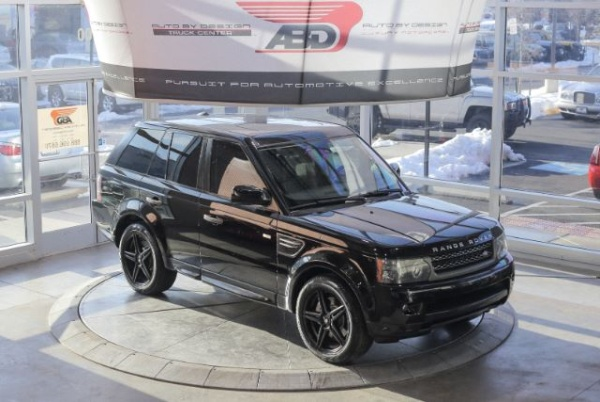 Land Rover Chantilly >> 2011 Land Rover Range Rover Sport Hse For Sale In Chantilly