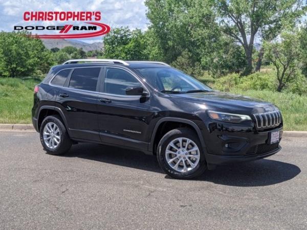 2019 Jeep Cherokee in Golden, CO