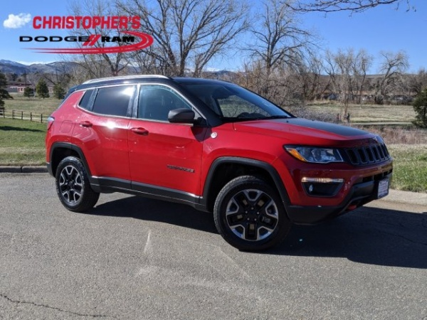 2018 Jeep Compass in Golden, CO