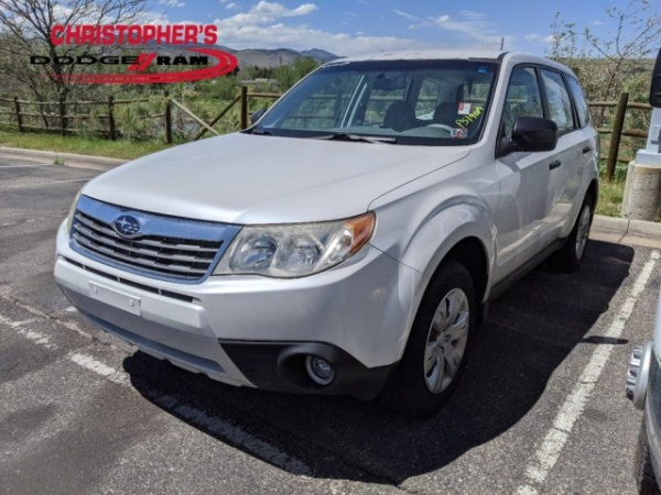 2010 Subaru Forester in Golden, CO