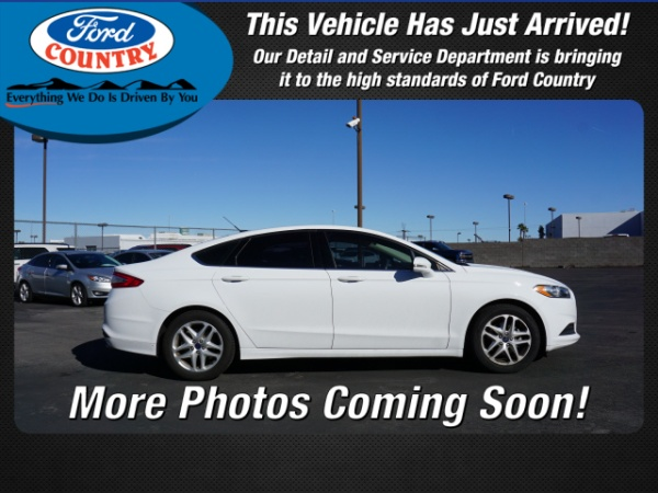 2016 Ford Fusion in Henderson, NV