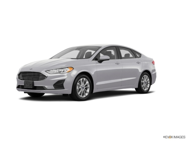 2019 Ford Fusion S
