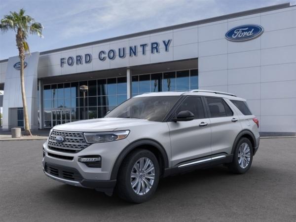 2020 Ford Explorer in Henderson, NV