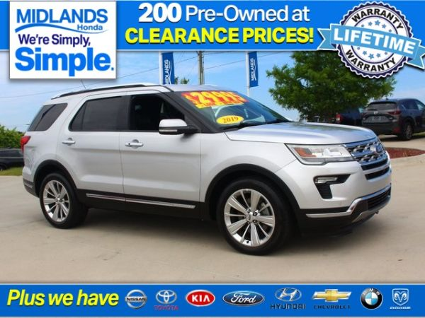 2019 Ford Explorer in Columbia, SC