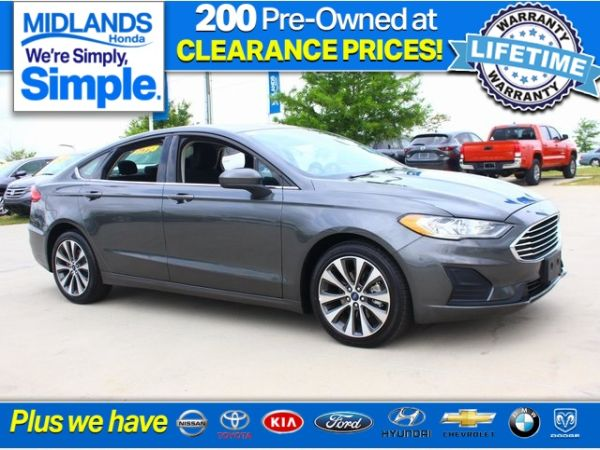 2019 Ford Fusion in Columbia, SC