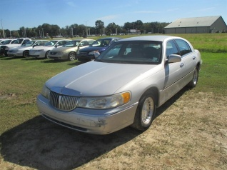 Used 1998 Lincoln Town Car For Sale 5 Used 1998 Town Car Listings