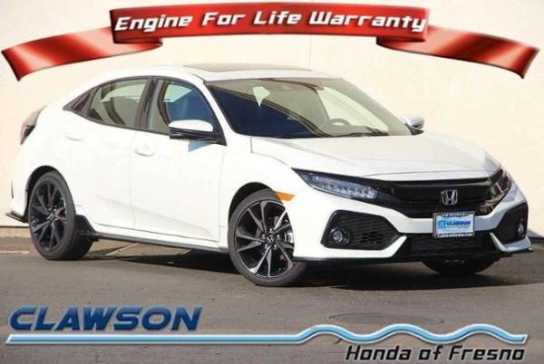 2019 Honda Civic Sport Touring