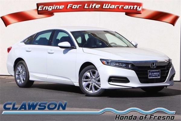 2020 Honda Accord in Fresno, CA
