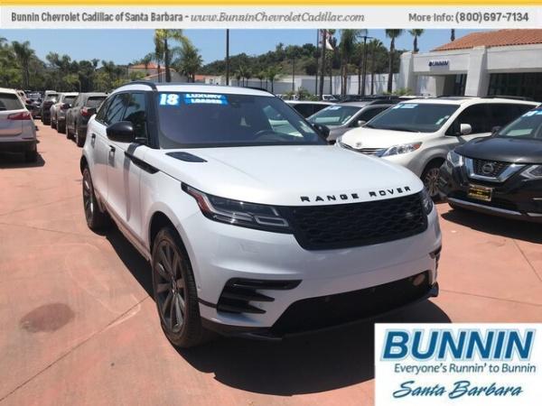 2018 Land Rover Range Rover Velar in Santa Barbara, CA