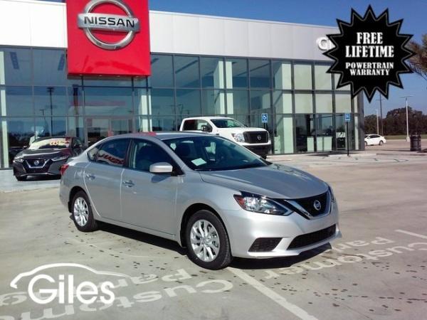 2019 Nissan Sentra in Opelousas, LA