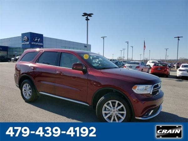 2019 Dodge Durango in Fayetteville, AR