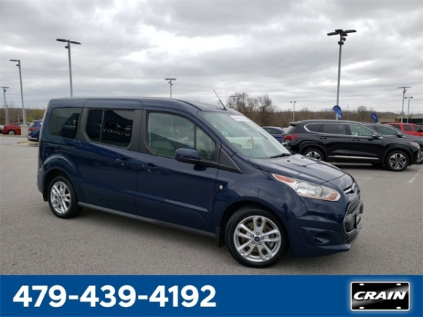 2014 Ford Transit Connect Wagon in Fayetteville, AR
