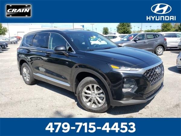 2020 Hyundai Santa Fe in Bentonville, AR