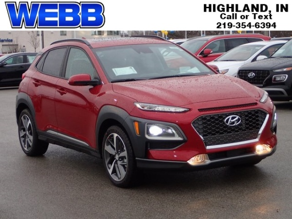 2020 Hyundai Kona in Highland, IN