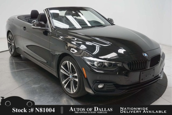 2020 BMW 4 Series in Plano, TX