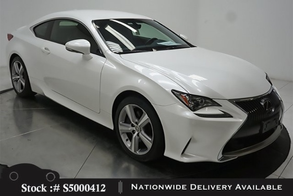 2016 Lexus RC in Plano, TX