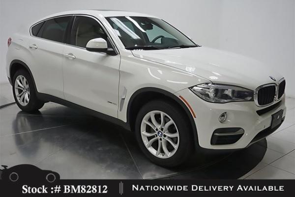 2016 BMW X6 in Plano, TX