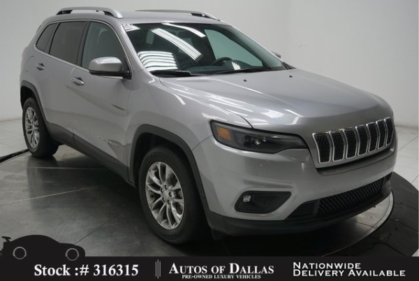 2019 Jeep Cherokee in Plano, TX