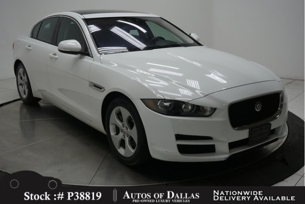 2018 Jaguar XE in Plano, TX