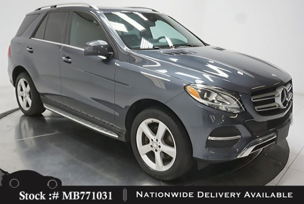 2016 Mercedes-Benz GLE in Plano, TX