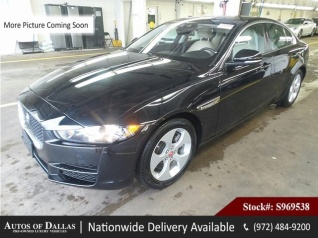 Used 2017 Jaguar XE 25t RWD For Sale In Plano, TX