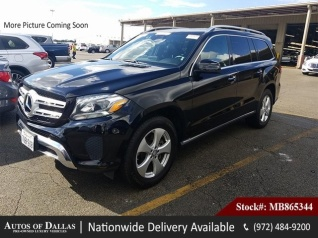 Used 2017 Mercedes Benz GLS GLS 450 4MATIC For Sale In Plano, TX
