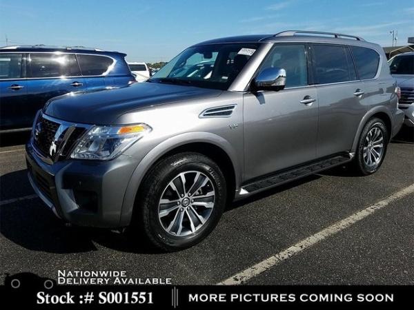 2018 Nissan Armada in Plano, TX