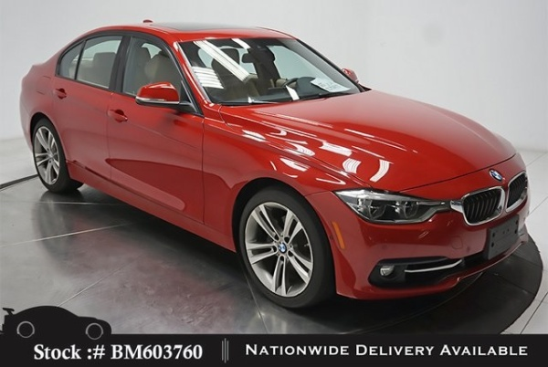 2016 BMW 3 Series in Plano, TX