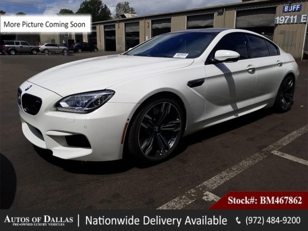 Used Bmw M6 For Sale In Dallas Tx U S News Amp World Report