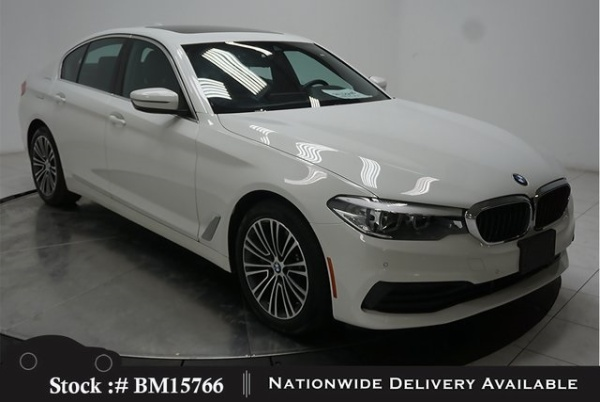2019 BMW 5 Series in Plano, TX