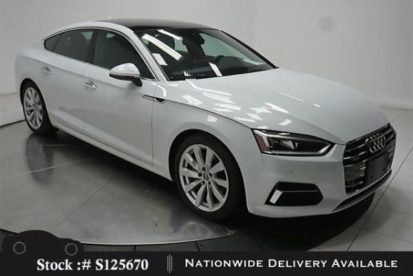 2018 Audi A5 in Plano, TX