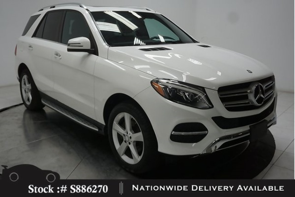 2017 Mercedes-Benz GLE in Plano, TX