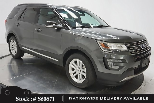 2017 Ford Explorer in Plano, TX