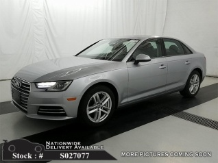 Used 2017 Audi A4 For Sale 366 Used 2017 A4 Listings Truecar