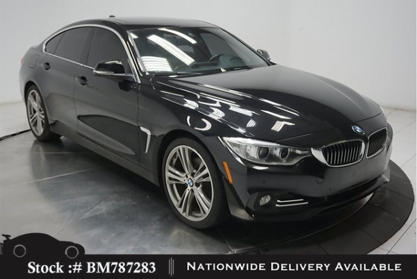2017 BMW 4 Series in Plano, TX
