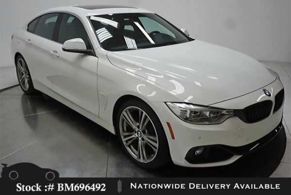 2016 BMW 4 Series in Plano, TX