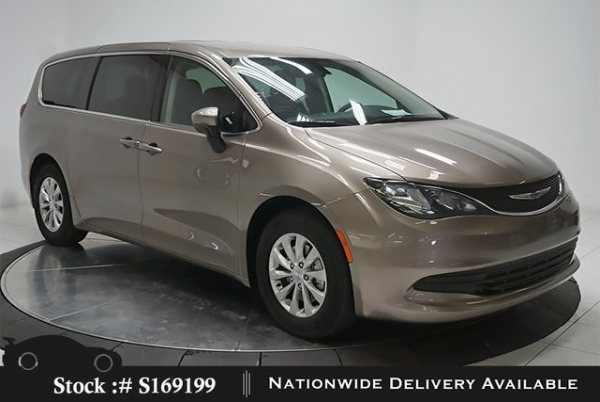 2018 Chrysler Pacifica in Plano, TX