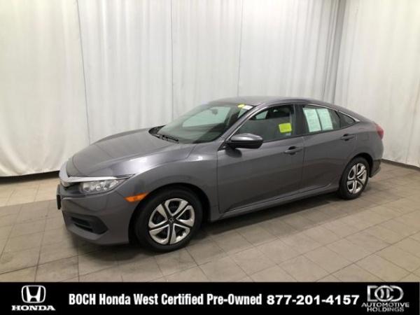 2018 Honda Civic in Westford, MA